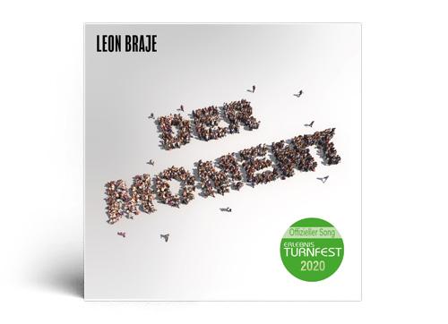 CD Cover Leon Braje - Der Moment