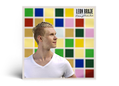 CD Cover Leon Braje - Hauptsache